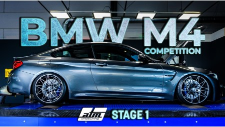 BMW M4 3.0 Competition 450pk