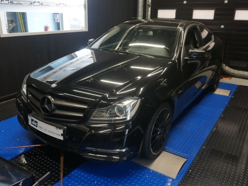 Chiptuning Mercedes-Benz C 63 AMG Edition 507
