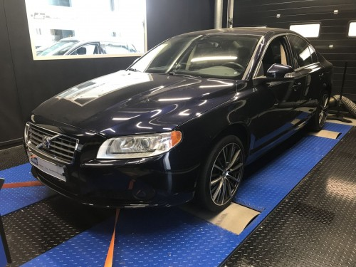 Chiptuning Volvo S80 (2006 - 2011)