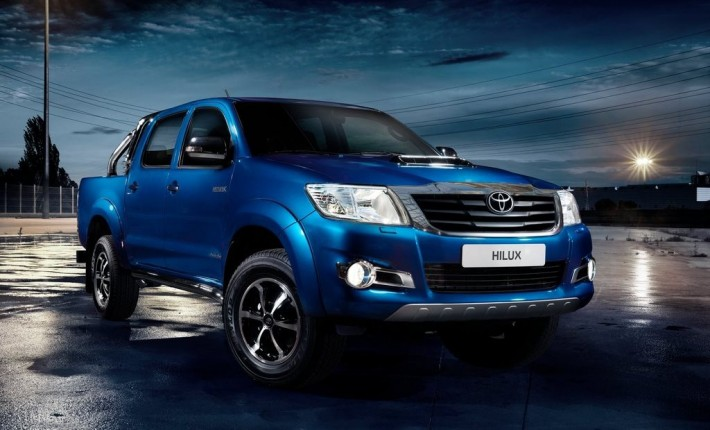 Chiptuning Toyota-Hilux