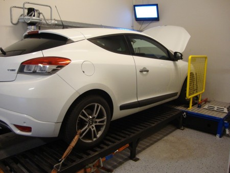 Renault Megane 2.0 TCE Tuning