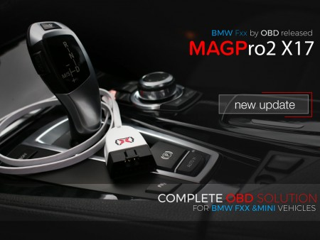 BMW MINI EDC17 MEVD17 Fxx by OBD RELEASED