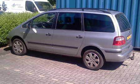 Ford Galaxy 1.9 TDI PD 130pk