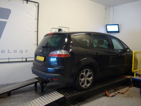 Ford S-Max 2.5 T 220pk