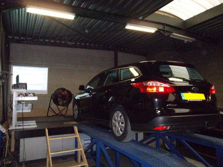 Ford Focus 1.6 EcoBoost 150pk