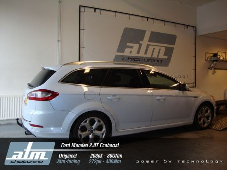 Ford Mondeo 2.0 EcoBoost 203pk