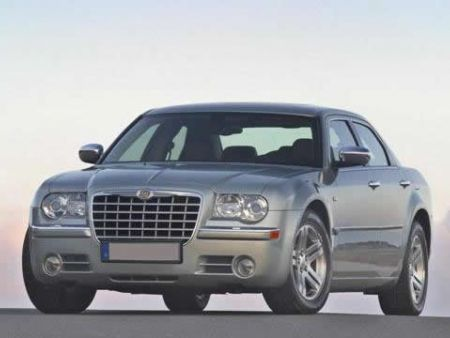 Chrysler 300C 3.0CRD 218pk