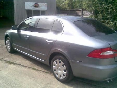 Skoda Superb 1.9 TDI 105pk