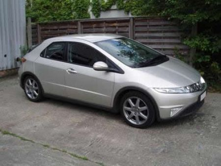 Honda Civic 2.2 CTDI 140pk