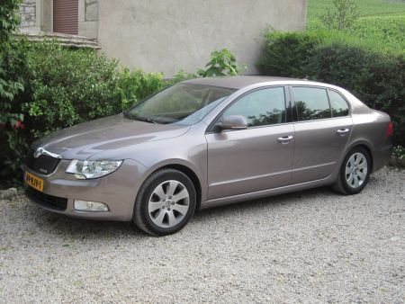 Skoda Superb 1.6 TDI 105pk