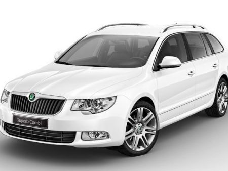 Skoda Superb 1.6 TDI 105pk ( 2008 -> )