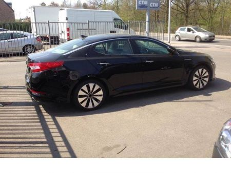 Kia Optima 1.7 CRDi 136pk ( 2012 -> )