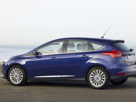 Ford Focus 1.0 EcoBoost 125pk ( 2014 -> )